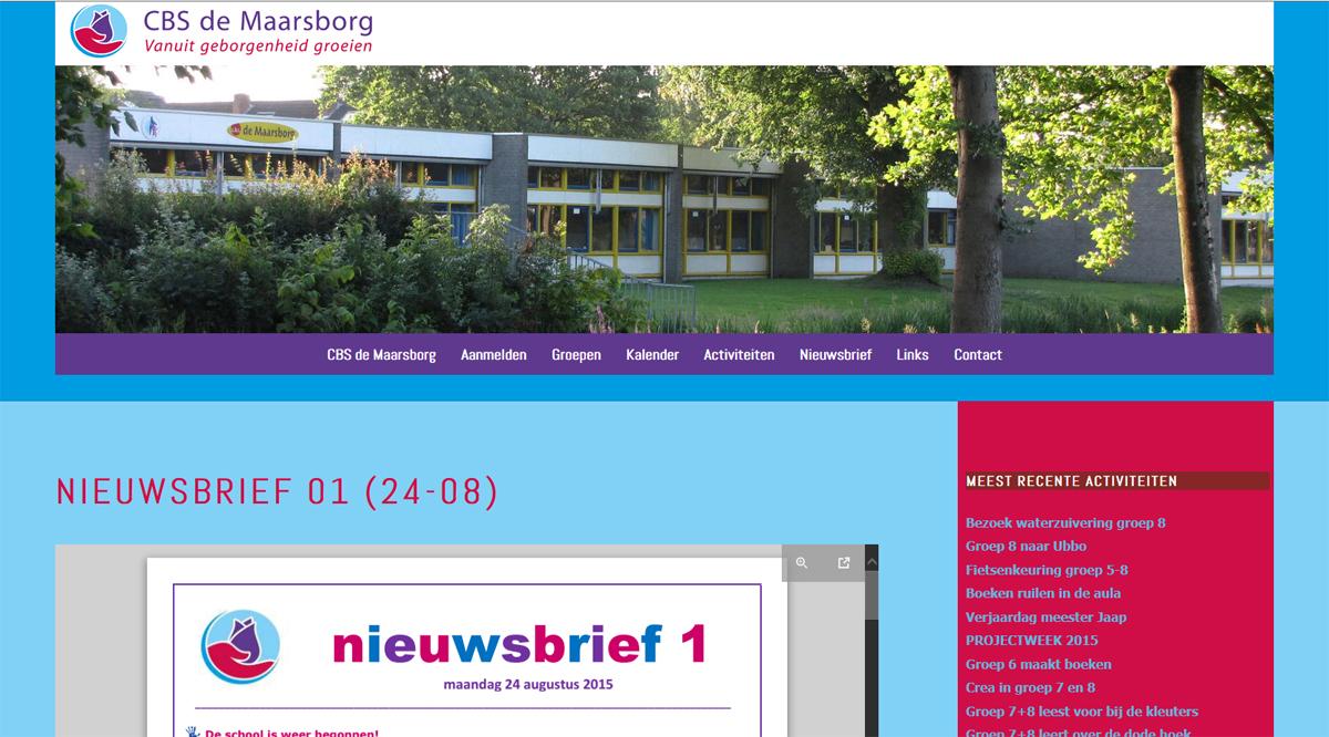 CBS de Maarsborg